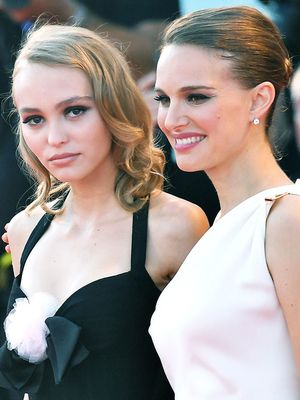 Natalie Portman and Lily-Rose Depp Just Won the Venice Film Festival Red Carpet