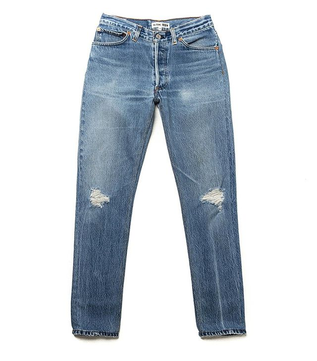 RE/DONE | Levi's The Straight Skinny Jeans