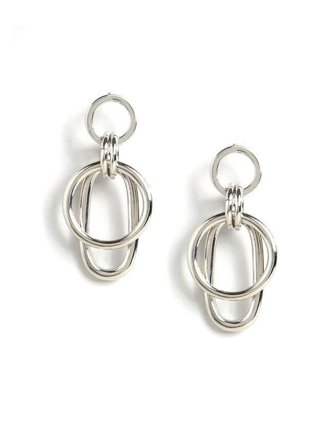 ASOS Geo Link Earrings