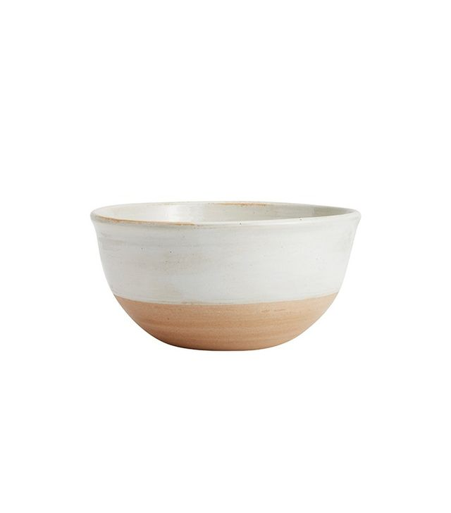 pottery barn portland serve bowl