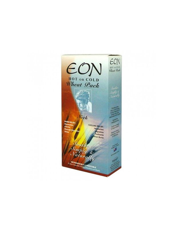 Eon Hot or Cold Wheat Pack For The Neck