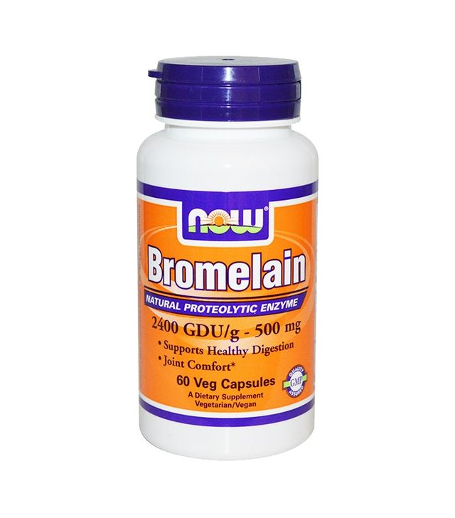Now Foods Bromelain