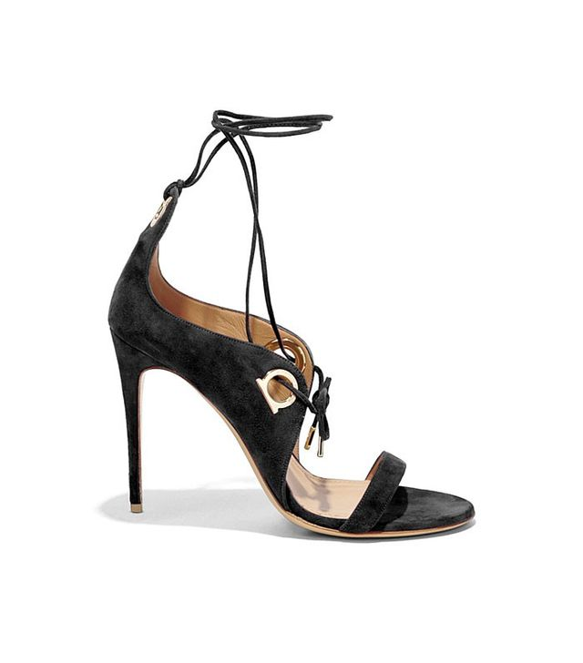 Salvatore Ferragamo Lace-Up Sandals