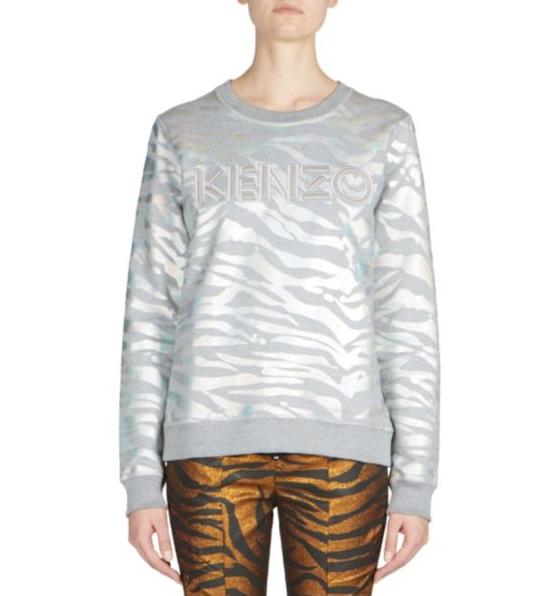 Kenzo Tiger Printed Sweatshirt
