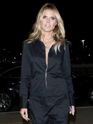 Heidi Klum Reveals the First Sneak Peek of Her Halloween Costume