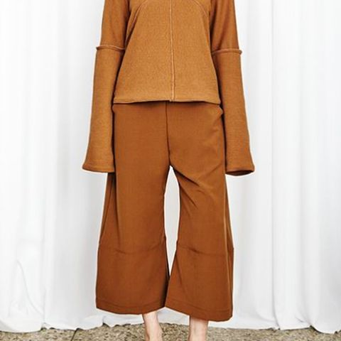 Fit and Flare Culottes