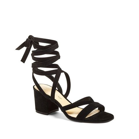 Ellyn Lace-Up Sandal
