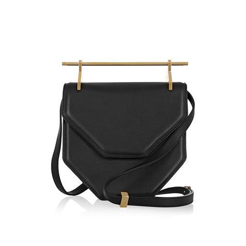 Amor Fati Leather Shoulder Bag