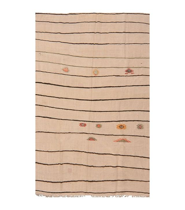 Orientalist Home Turkish Hemp Kilim