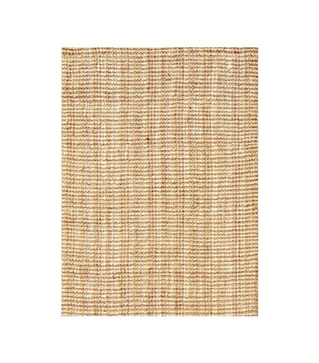 One Kings Lane Viola Jute Rug