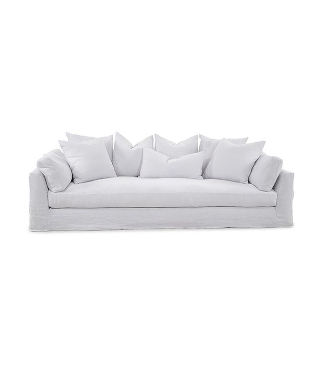 One Kings Lane Banyan Slipcover Sofa