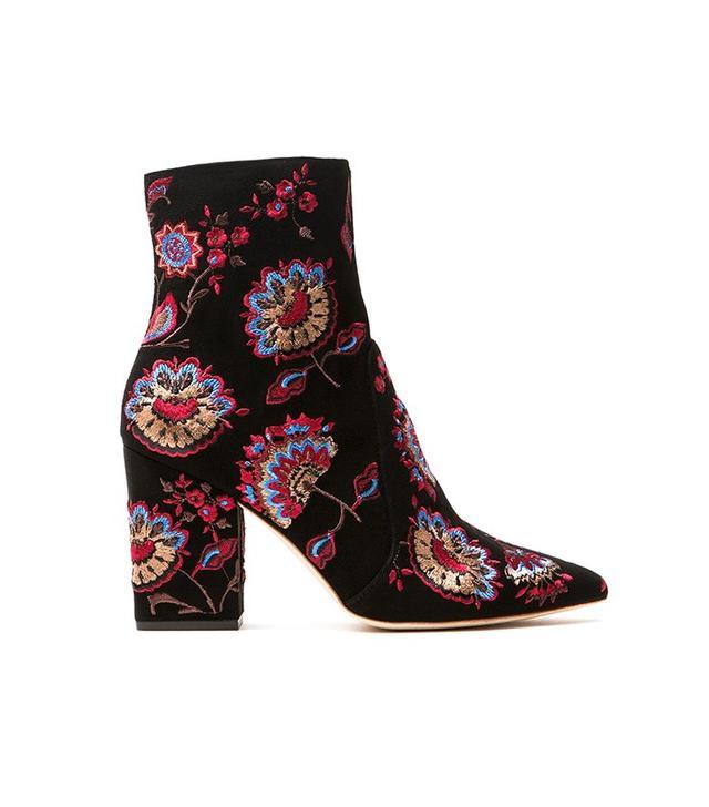Loeffler Randall Isla Embroidered Boot