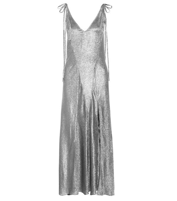 Attico slip dress