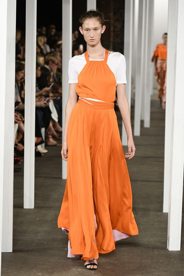 Milly S/S 17 runway