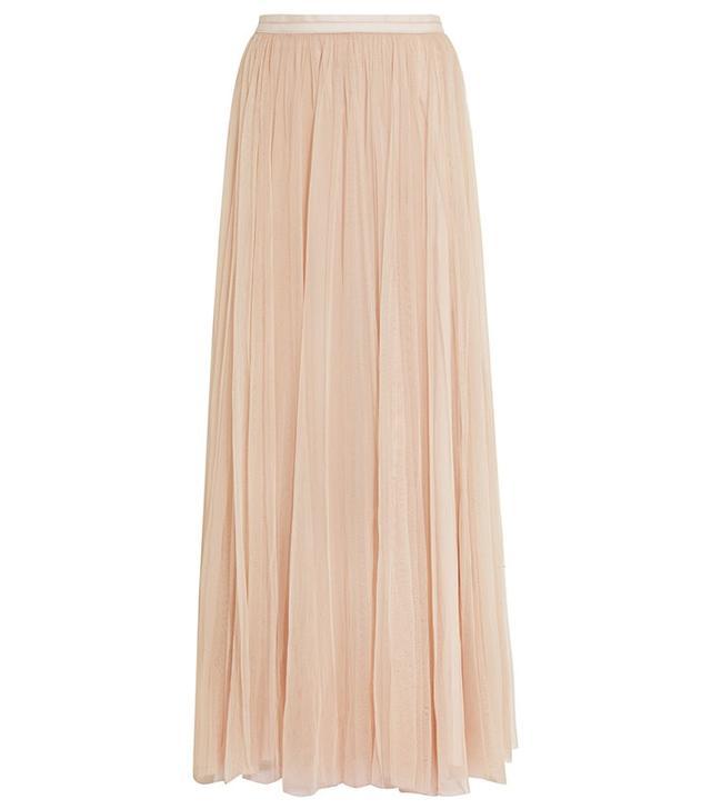 Needle & Thread Tulle Maxi Skirt