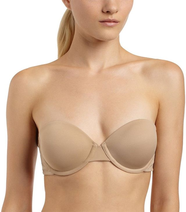 Maidenform Women's One Fabulous Fit Strapless Bra