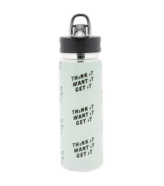 Work It Out Water Bottle