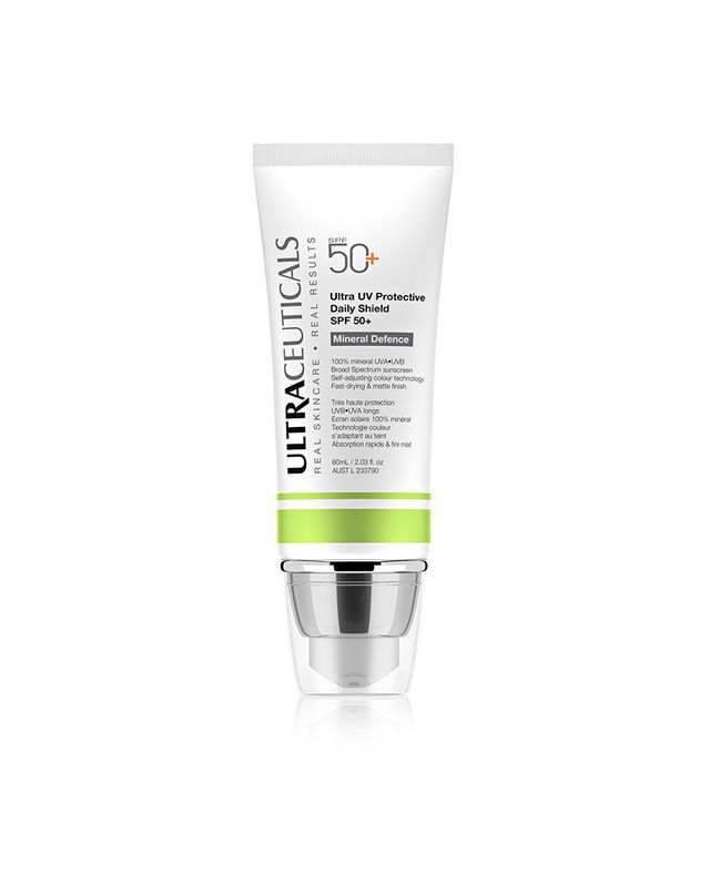 Ultraceutcials Ultra UV Protective Daily Shield Mineral Defence SPF 50+