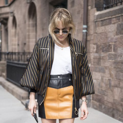 What This Australian Fashion Blogger Is Wearing to NYFW
