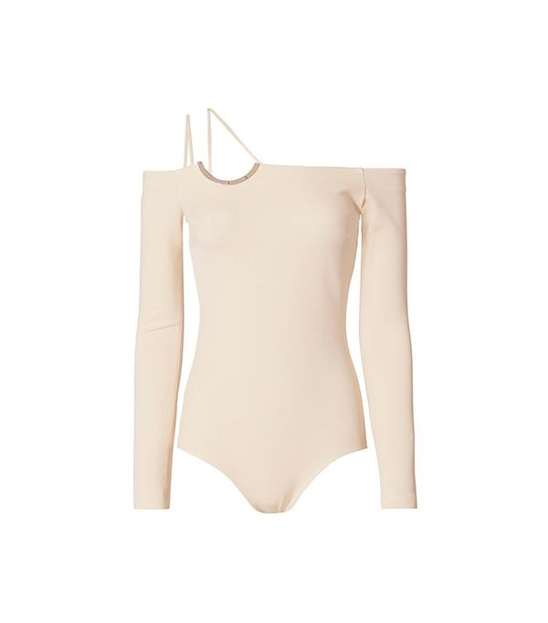 David Koma Off The Shoulder Bodysuit