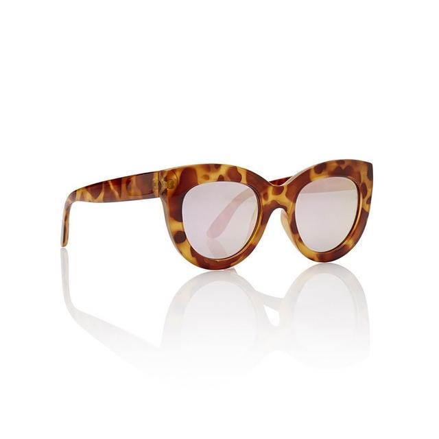 Sportsgirl Lasata Honey Tort Sunglasses