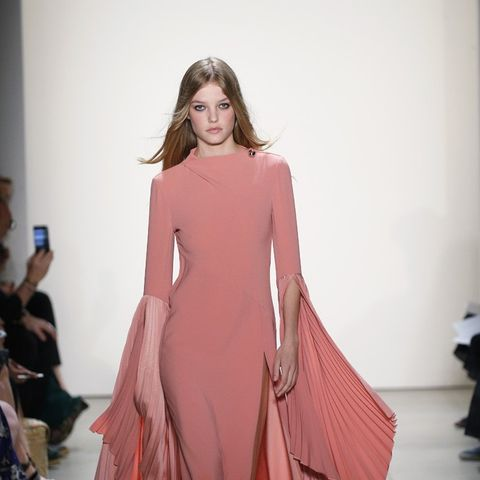 Prediction: Every Celebrity Will Want to Wear This Pink Dress