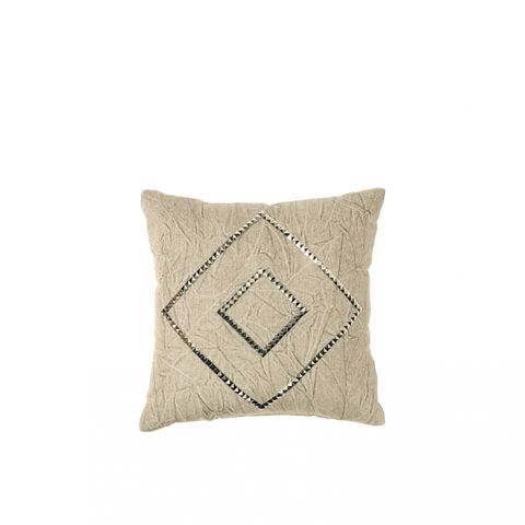 Studded Decorative Pillow