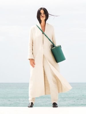 The Other Bucket Bag That's Flying Off the Shelves