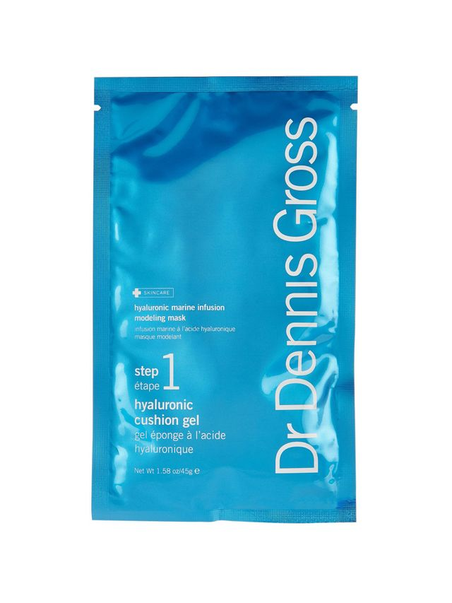 Dr. Dennis Gross Hyaluronic Marine Infusion Modeling Mask