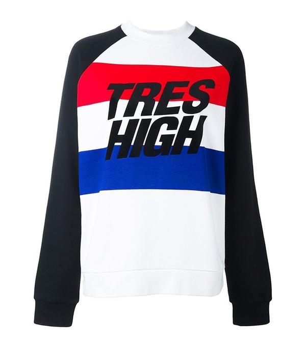 Être Cécile 'Très High' Sweatshirt