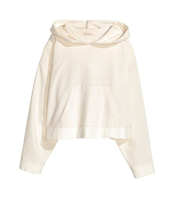 H&M Oversized Hooded Sweatshirt