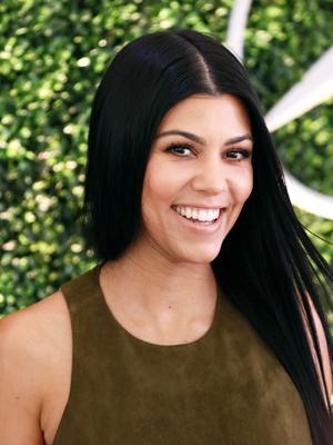 Kourtney Kardashian Makes This 4-Ingredient Smoothie Every Morning
