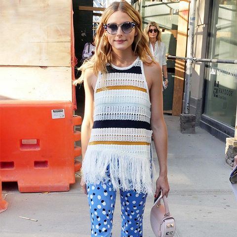 Olivia Palermo Wore 7 Perfect Outfits in One Weekend