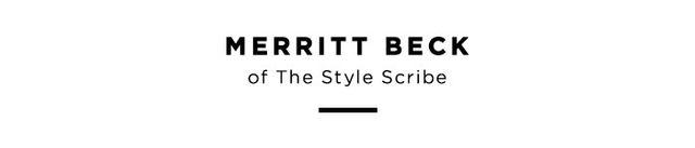 """Like Apfel, Beck has an affinity for loud prints, and she considers Apfel to beone of her true style icons. """"A few years back I had the opportunity to meet Iriswhile I was in New..."""