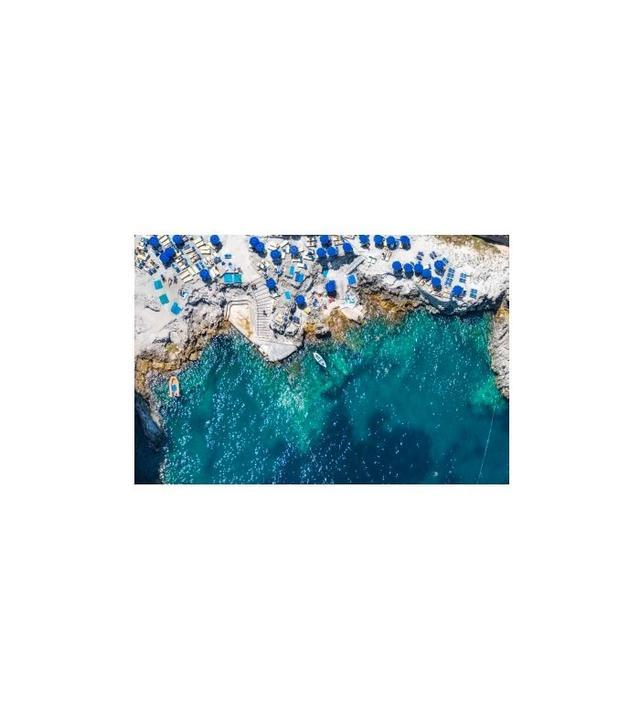 """""""Capri da Luigi Beach Club"""" by Gray Malin"""