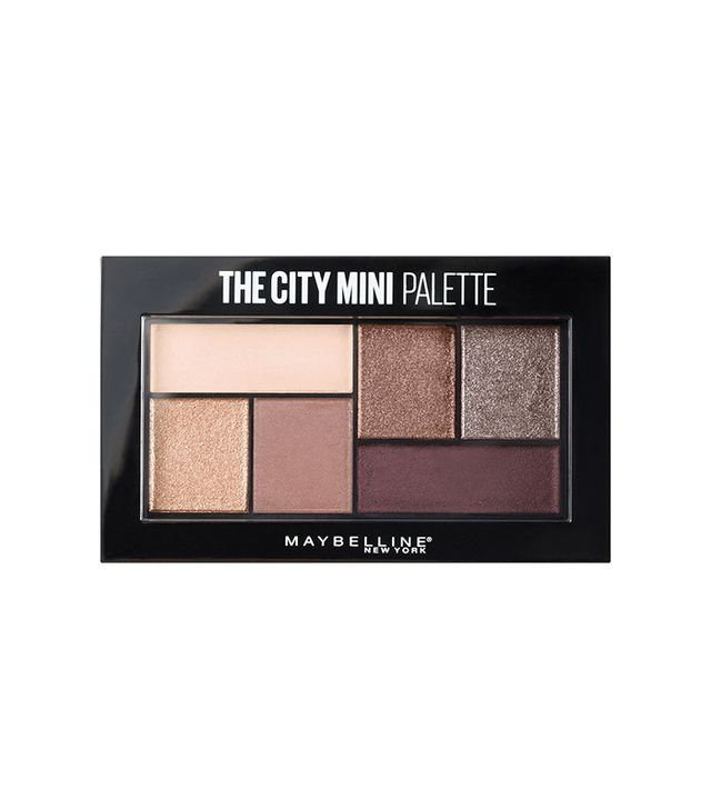 Maybelline The City Mini Palette in Chill Brunch Neutrals