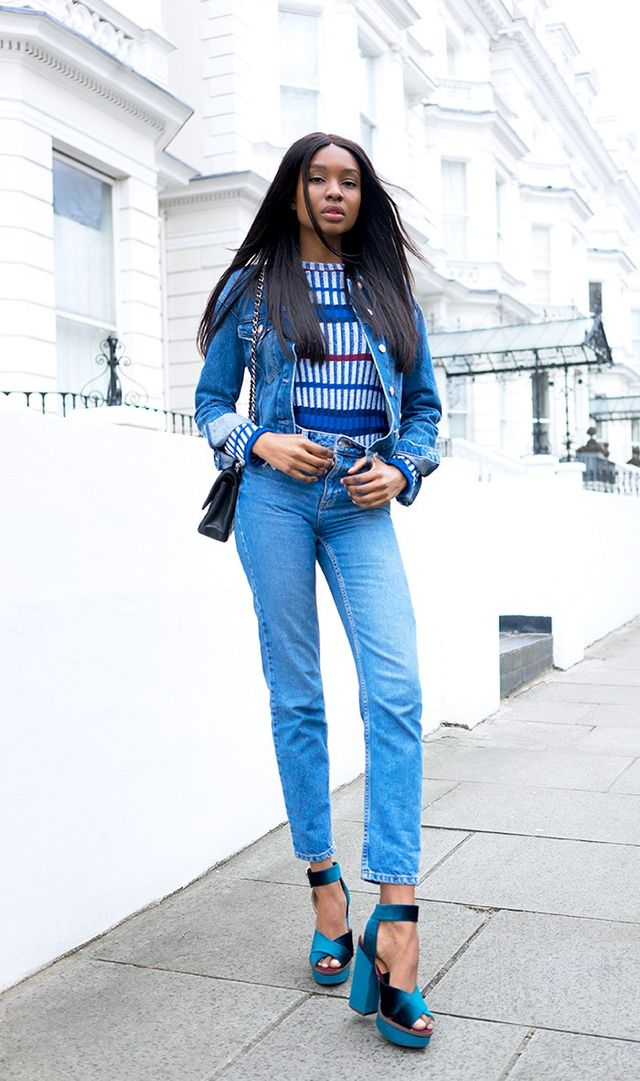 Bisous Natasha, jeans