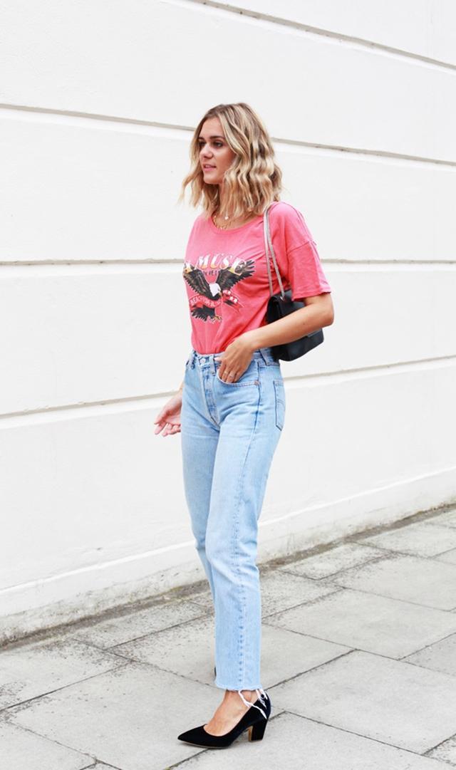 Adenorah, jeans