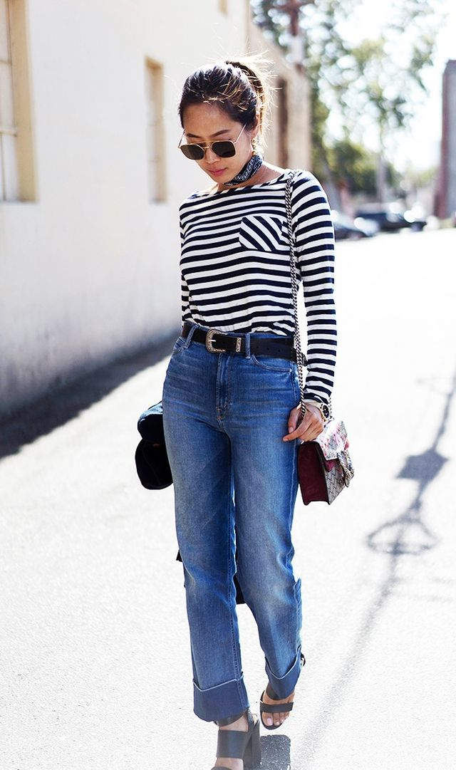 Where Every Fashion Blogger Buys Her Jeans
