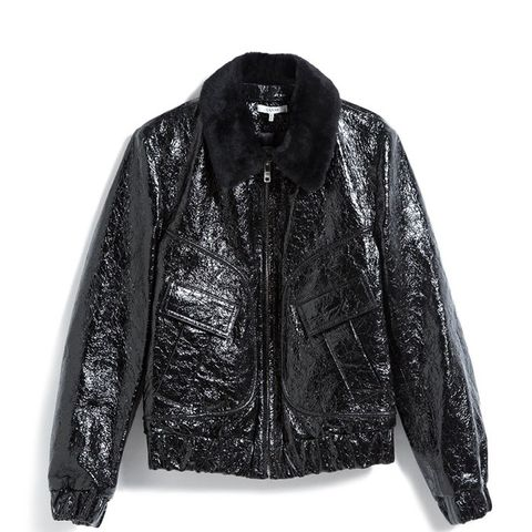 Scott Leather Jacket