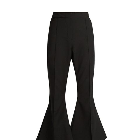 Federico Flared Cropped Trousers