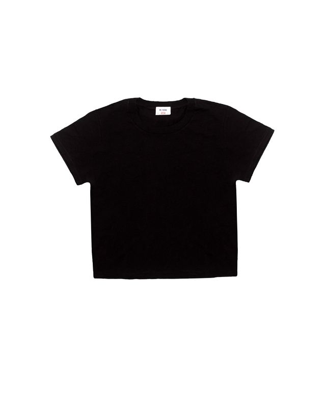 Re/Done Hanes 1950s Boxy Tee