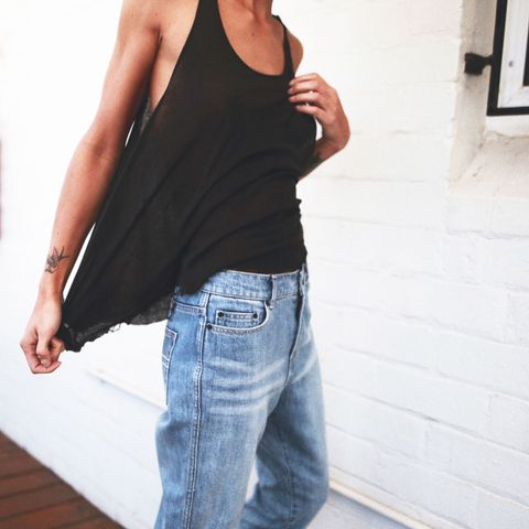 Fashion Bloggers Are Already Obsessed With This New Denim Line