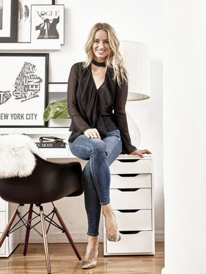 Samantha Wills' NYC Apartment Is a Minimalists Dream