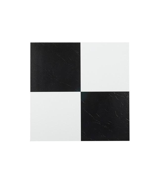 Tivoli Self-Adhesive 12x12 Vinyl Floor Tiles (45 Tiles)