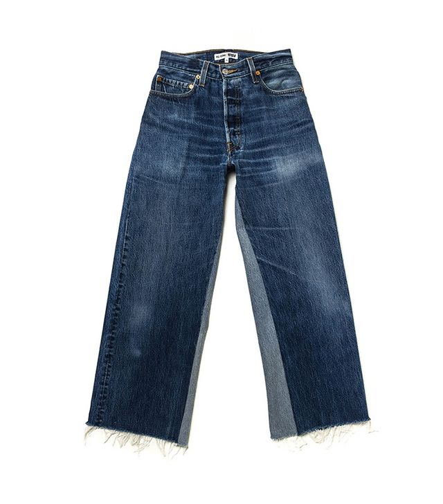 RE/DONE | Levi's The High Rise Wide Leg Jeans