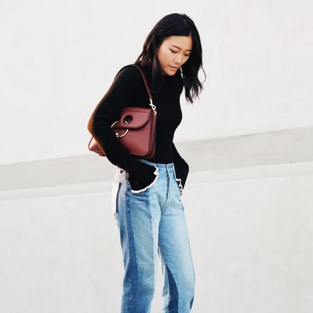 Every Fashion Blogger Pledges Allegiance to These Denim Brands