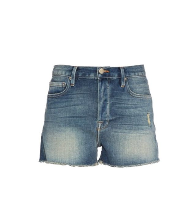 Frame Le Original Denim Shorts