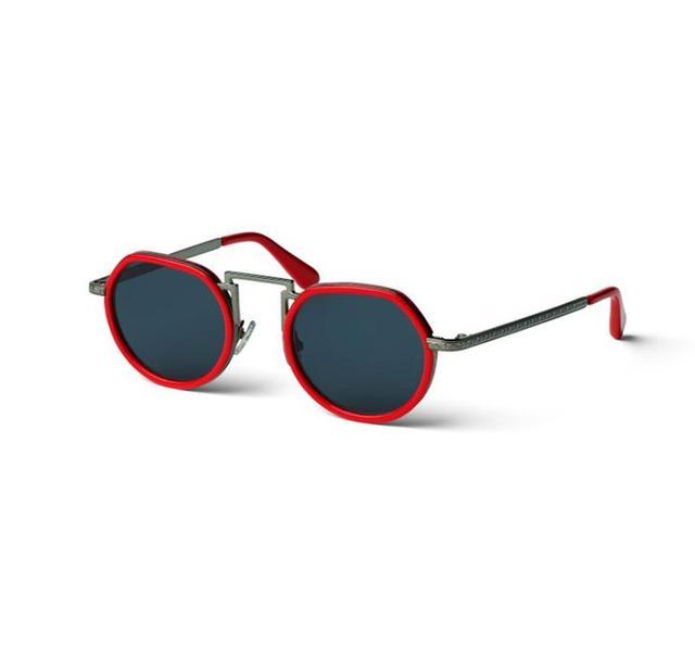 Rosie Assoulin x Morgenthal Frederics sunglasses