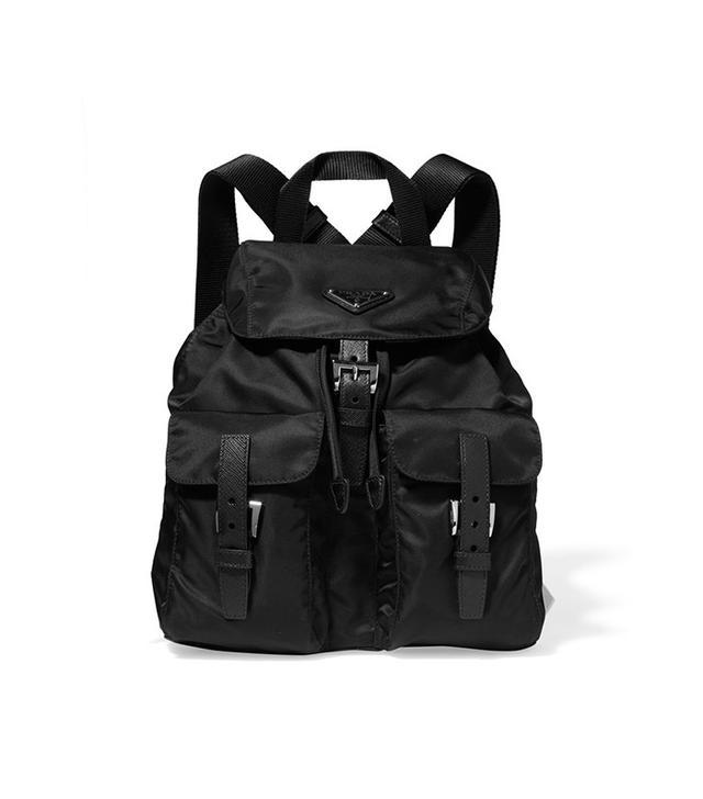 Prada Vela Small Backpack
